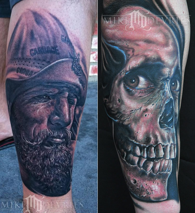 Tattoos by Mike DeVries (7)