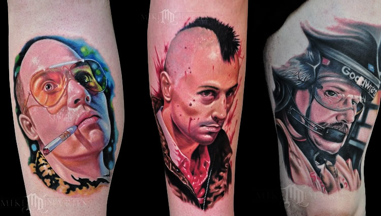 Tattoos by Mike DeVries (5)
