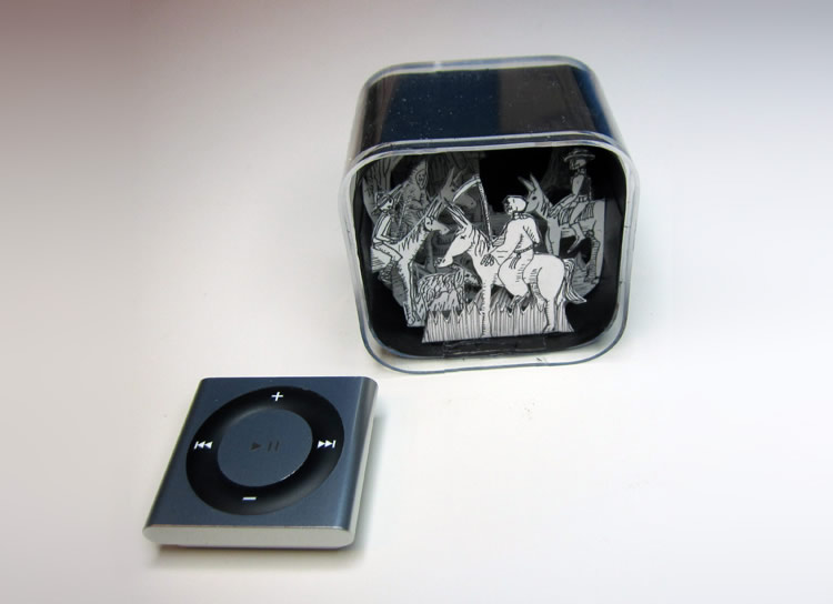 A New World within an iPod Box