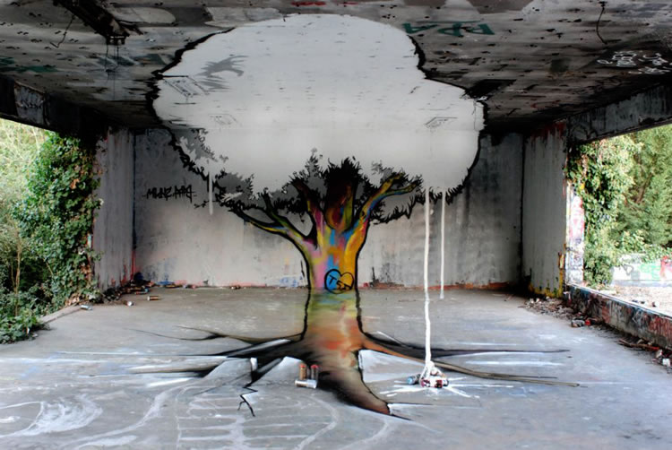 The Insane Tree
