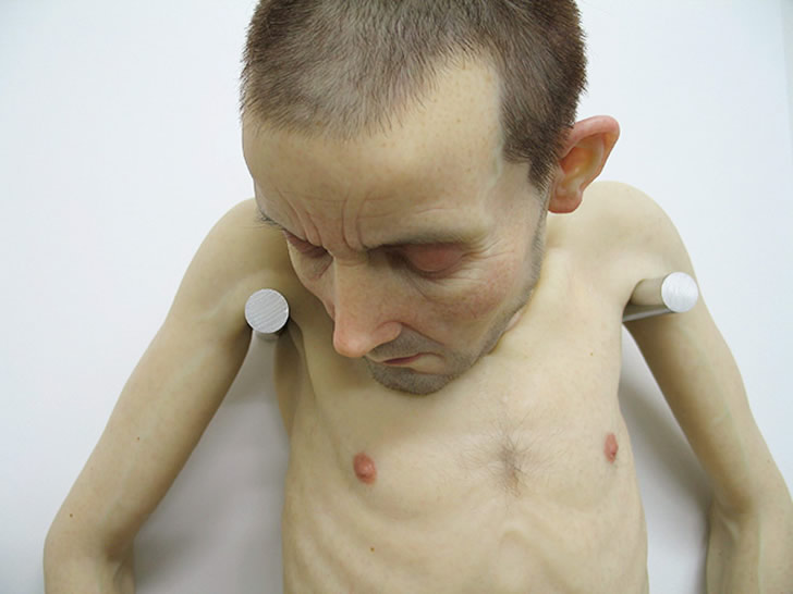 Sculpture by Sam Jinks (4)