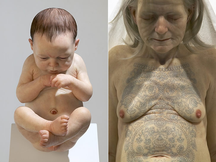 Sculpture by Sam Jinks (3)