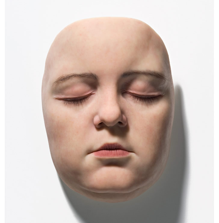 Sculpture by Sam Jinks (1)