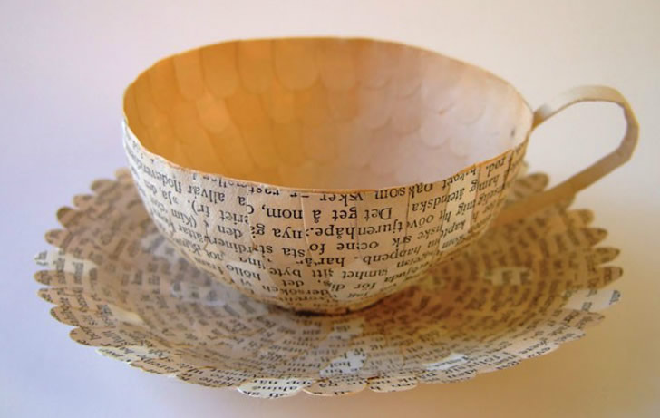 Paper teacup by Cecilia Levy (5)