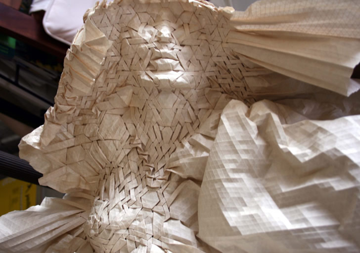 Origami mask by Joel Cooper (4)