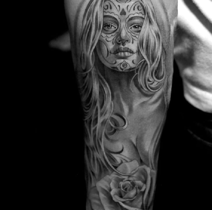 Tattoo by Jun Cha (6)