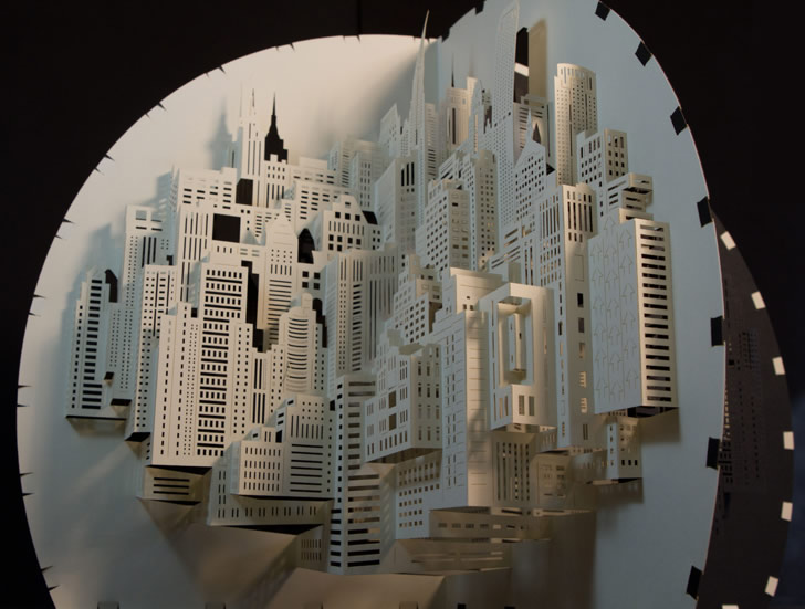 Paper art by Ingrid Siliakus (7)