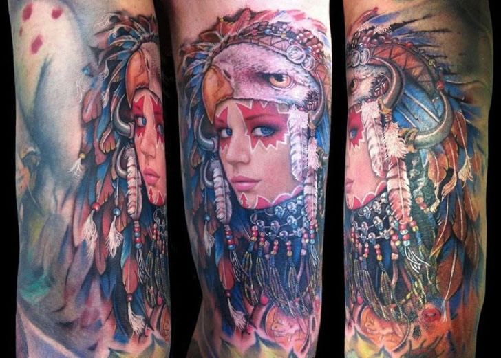 Tattoo by David Corden (1)