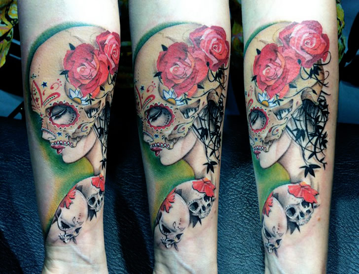 Tattoo by David Corden (6)