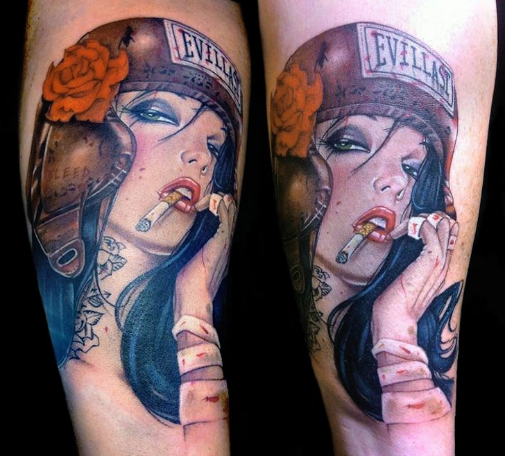 Tattoo by David Corden (5)