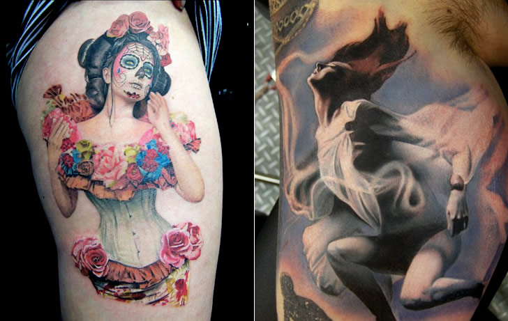 Tattoo by David Corden (4)