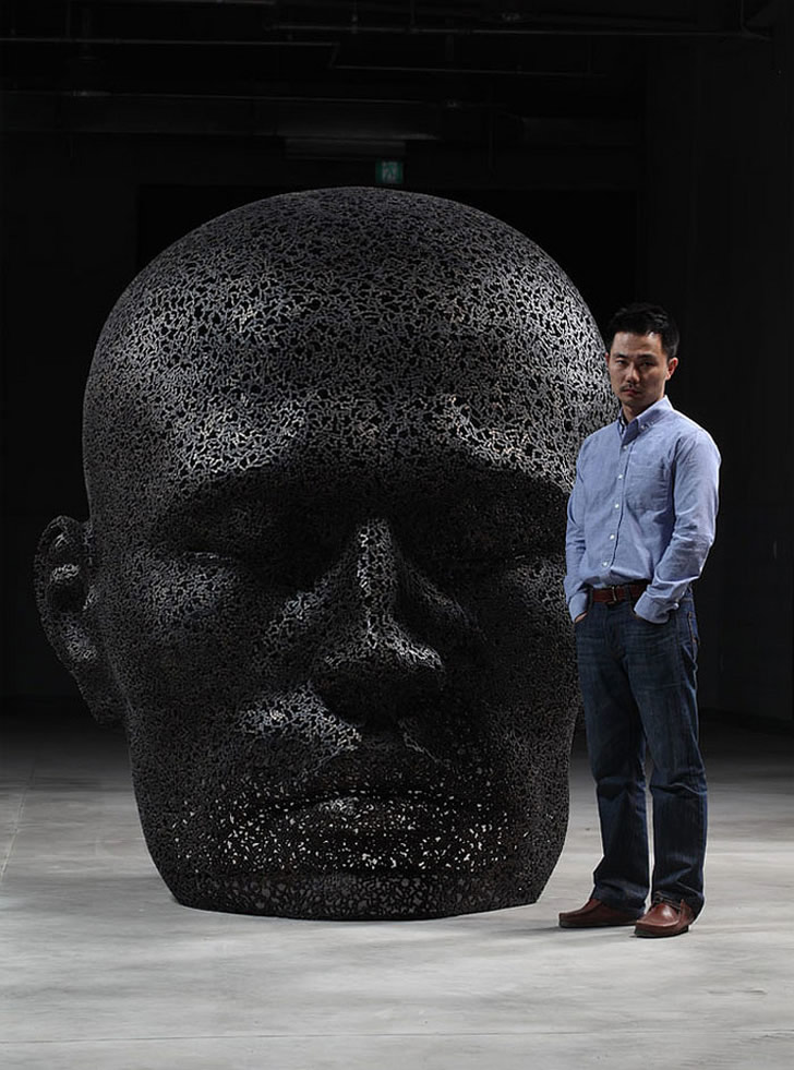 Sculptures by Seo Young Deok (8)