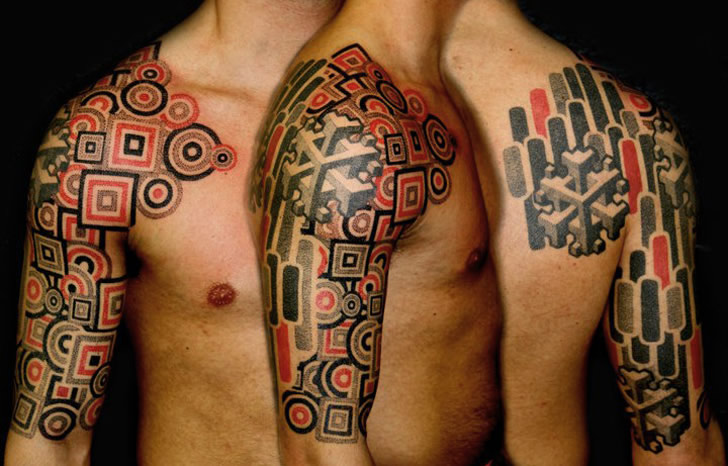 Tattoo by Vincent Hocquet (3)