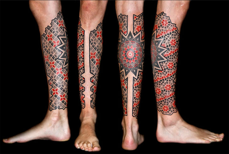 Tattoo by Vincent Hocquet (8)