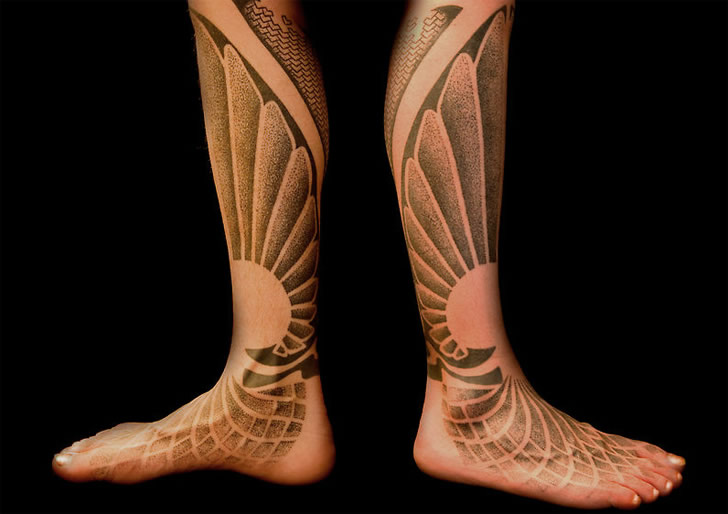 Tattoo by Vincent Hocquet (7)
