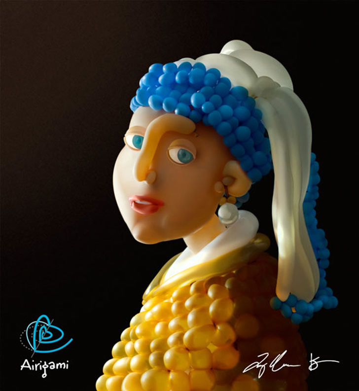 Balloon Art by Airigami (3)