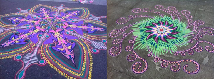Sand painting by Joe Mangrum (7)