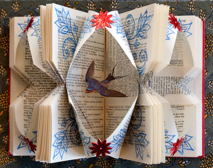 Altered Book by Rachel Ashe (4)