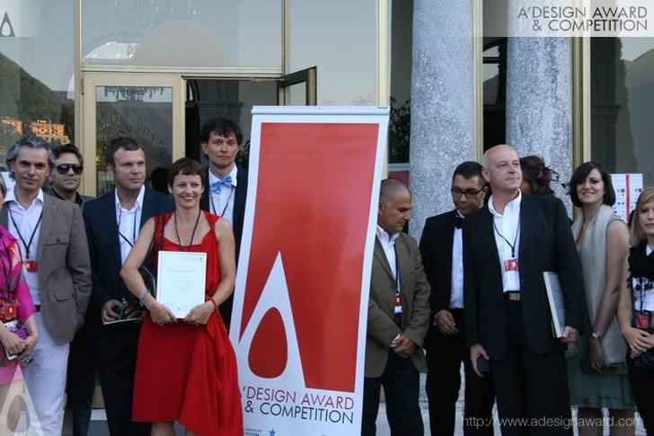 Winners of the 2011 A'Design Award and Competition
