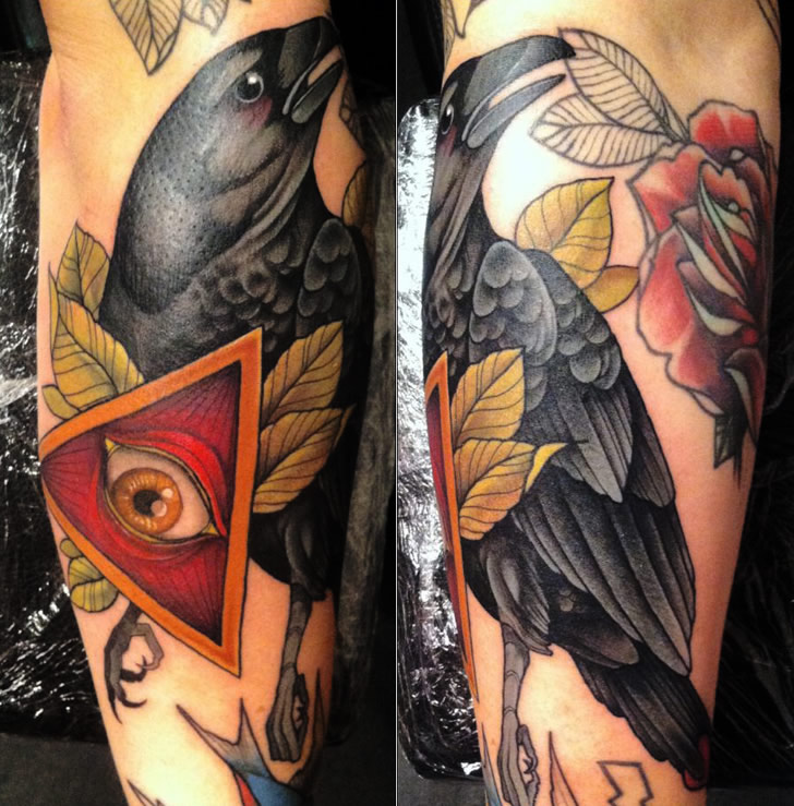 Tattoo by Mitch Allenden (5)