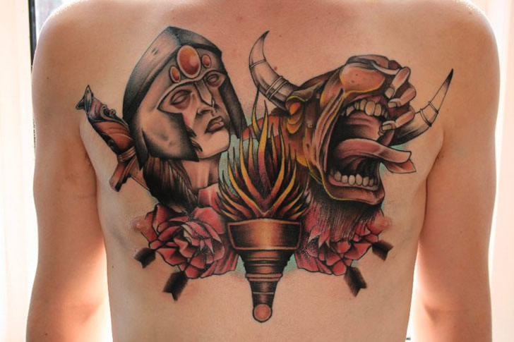 Tattoo by Mitch Allenden (3)