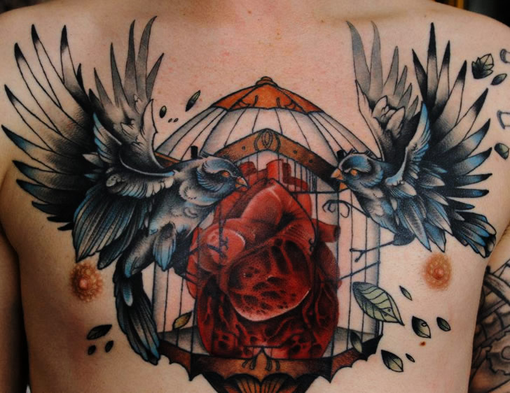 Tattoo by Mitch Allenden (2)