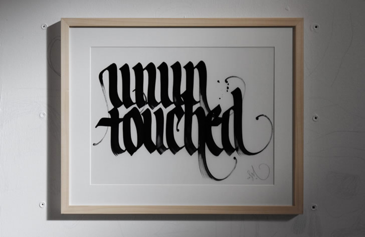 Calligraphy by Niels Shoe Meulman  (3)