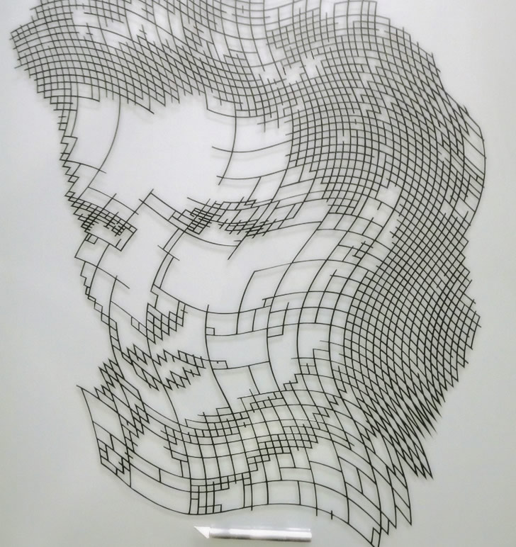 Crosshatch Portraits