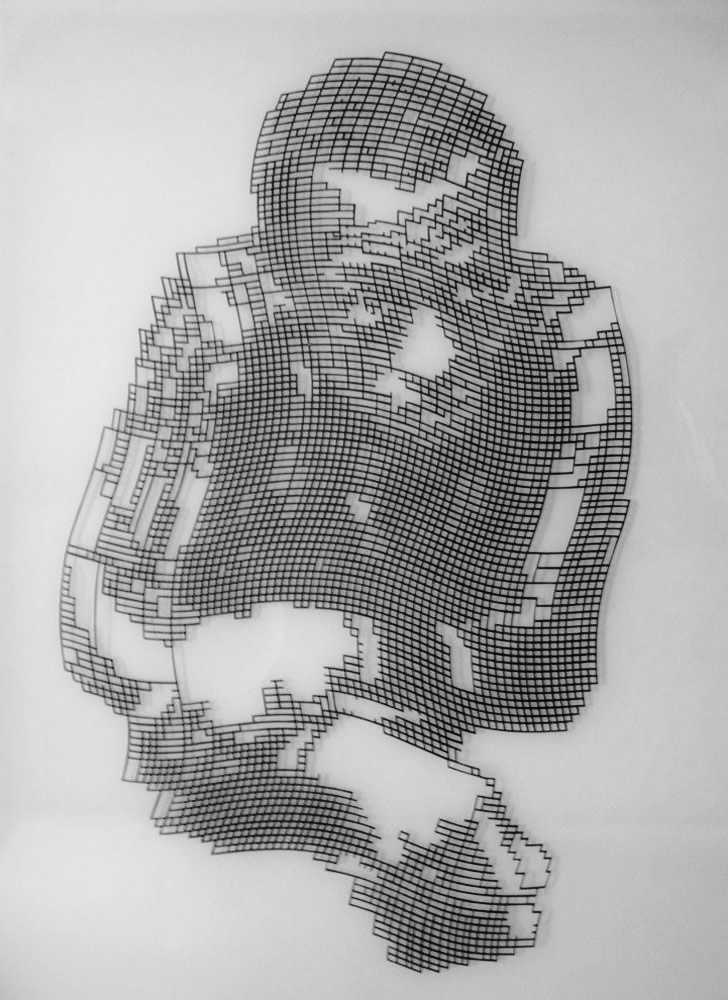 Paper cut Portraits by Trappeniers (5)