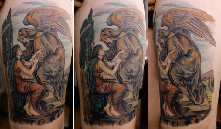 Tattoo by artists from RedLetter1 (2)