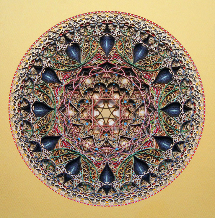 Paper art by Eric Standley (2)