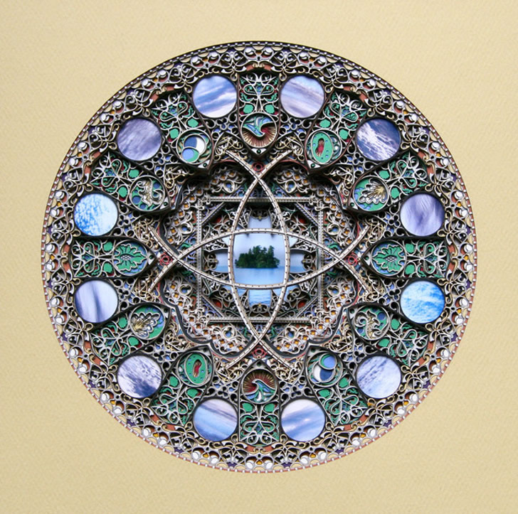 Paper art by Eric Standley (7)