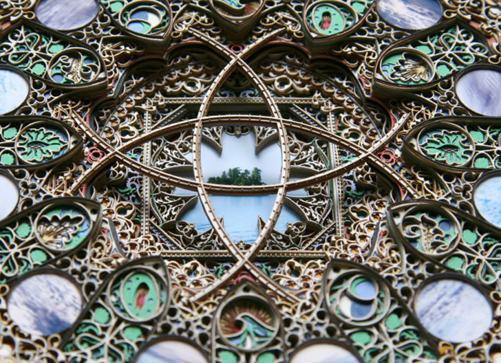 Paper art by Eric Standley (6)