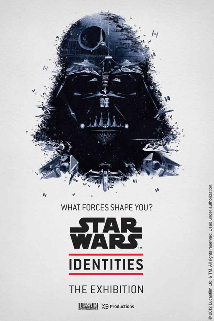 "Star Wars ""Identities"" Posters (1)"