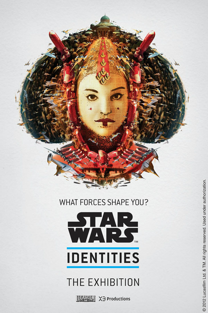 "Star Wars ""Identities"" Posters (6)"