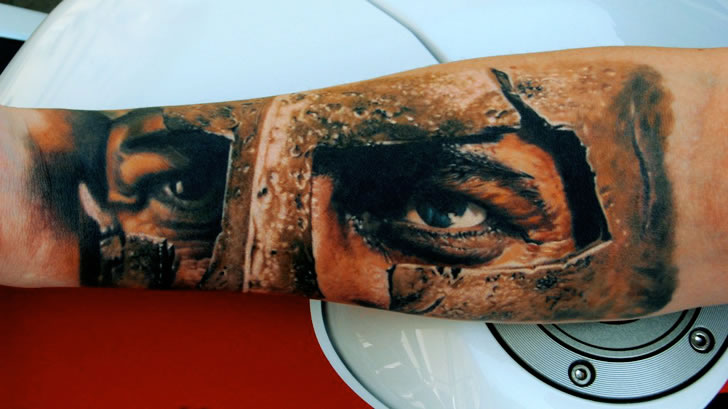 Amazing tattoo art by Dmitriy Samohin (2)