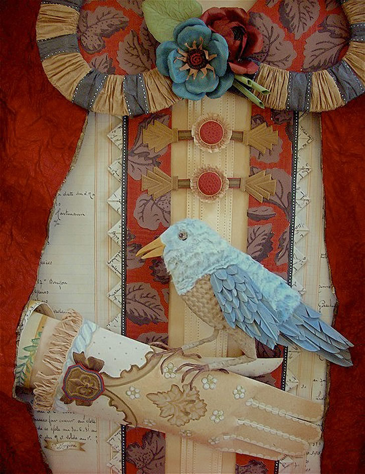 Paper Sculptures by Patty Grazini (3)