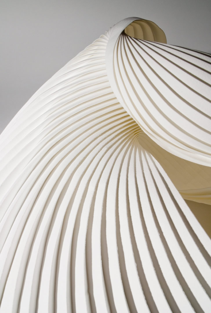 Paper sculpture by Richard Sweeney (4)