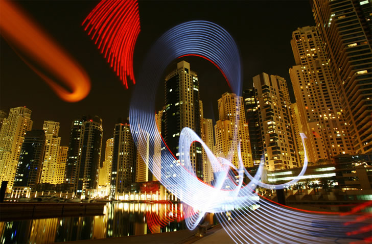 Light painting photography by Sola (3)