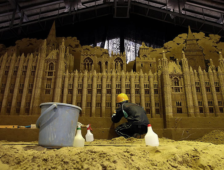 Great Sand Sculptures