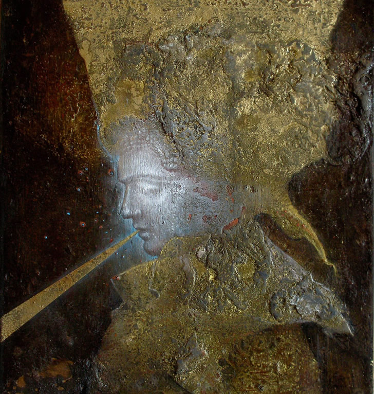 Painting by Agostino Arrivabene (1)