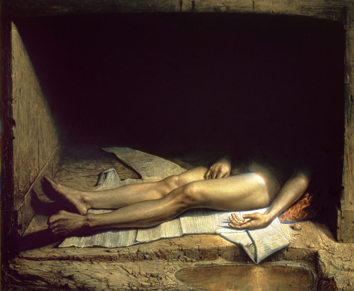 Painting by Agostino Arrivabene (4)