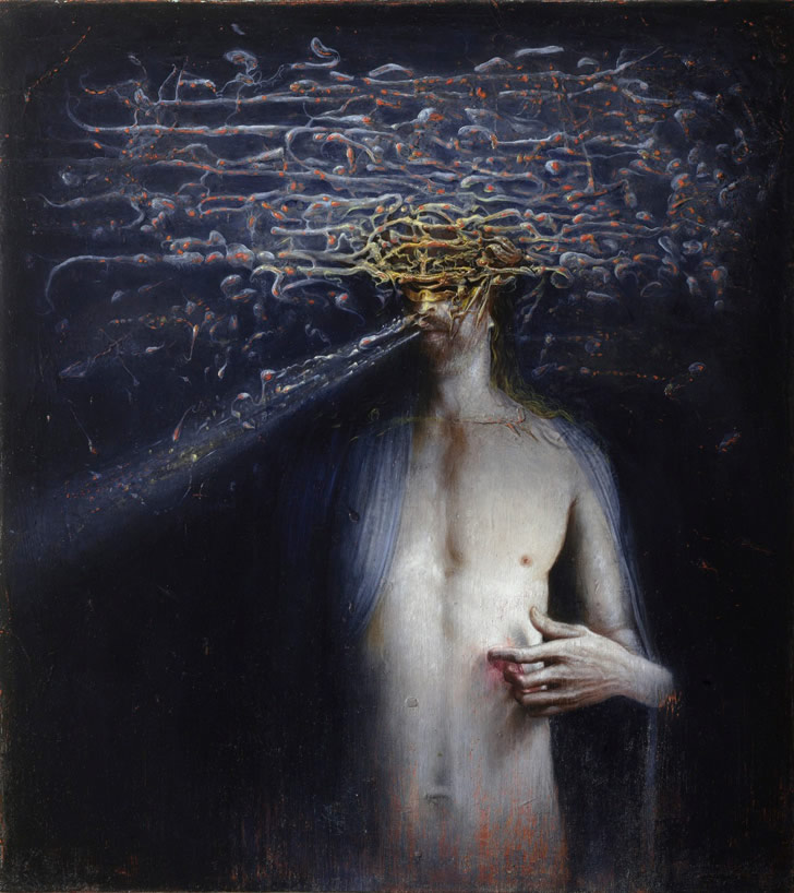 Painting by Agostino Arrivabene (3)
