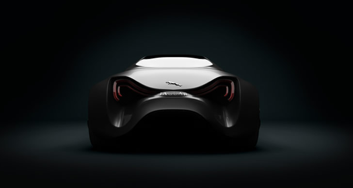 Concept car, Jaguar XkX by Skyrill and Marin Myftiu (2)