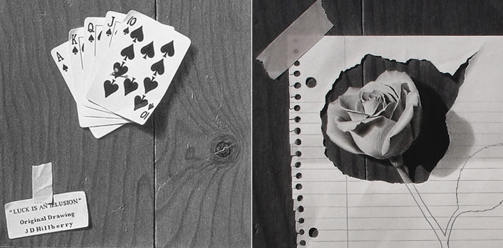 optical illusion drawing by J.D. Hillberry (3)