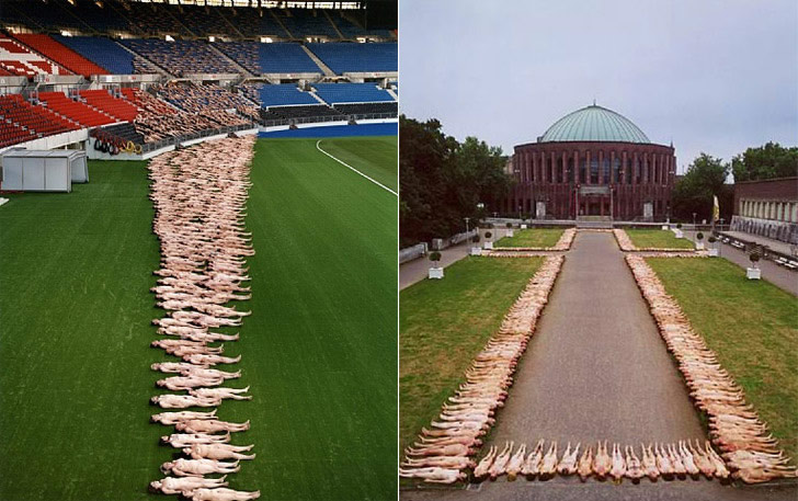 Nude Photography by Spencer Tunick (6)