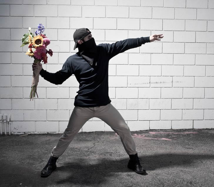 Banksy: From Still Life to Real Life