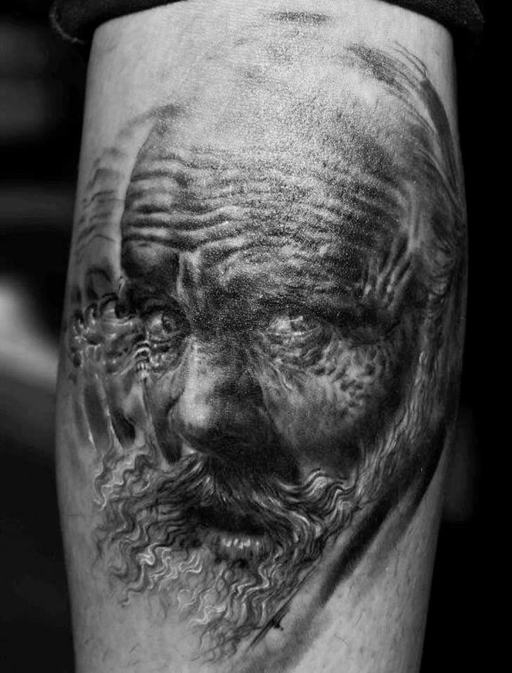 Tattoo art by Mark Powell (4)