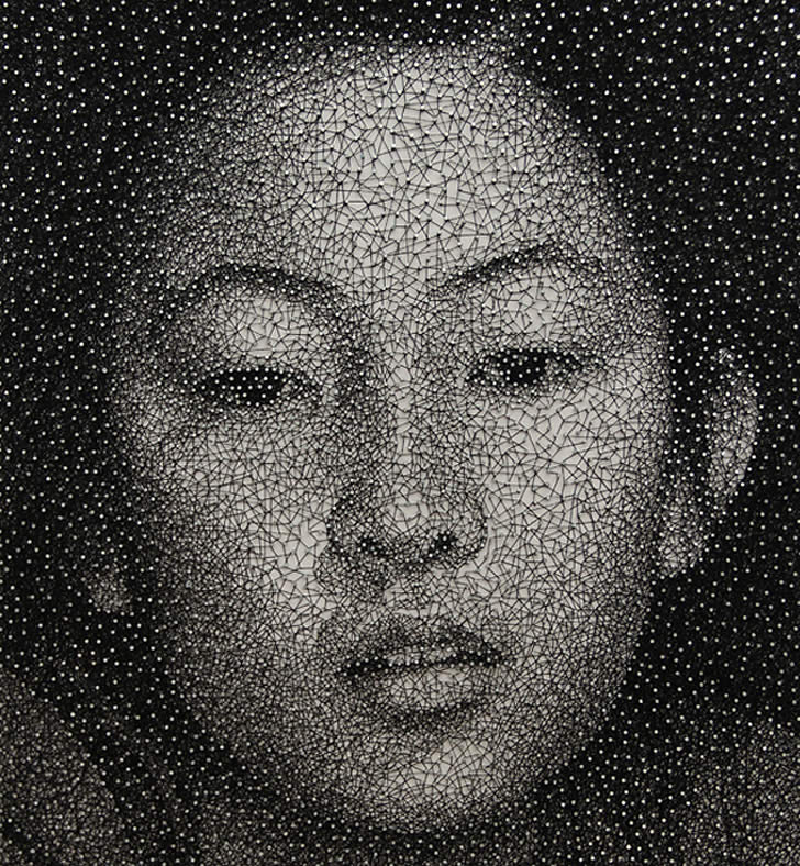 Constellated Portraits