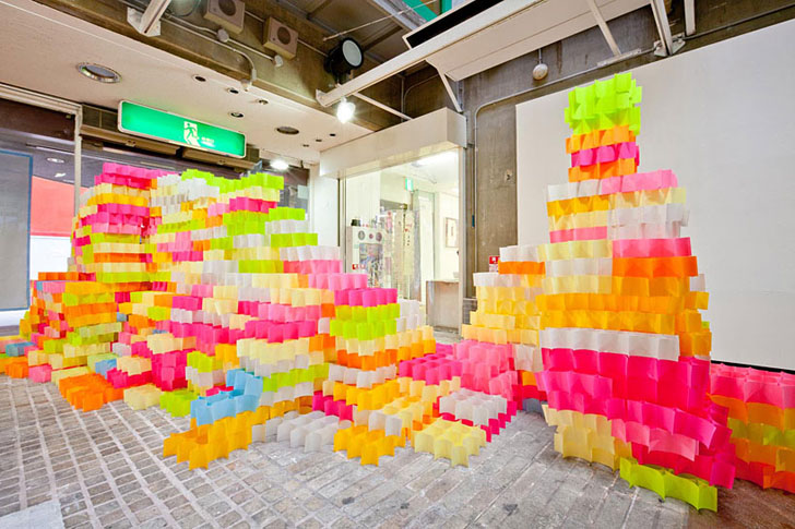 Sticky Notes Structure